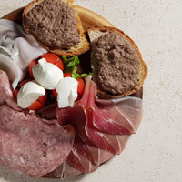 Mixed Cured Meats from Casentino